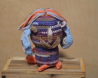 Critter, Monster, PVC Critter, Crochet Critter