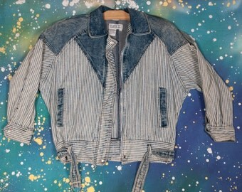 SBI Denim Jacket Size S