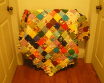 The Littlest Pet Shop Baby Quilt #13