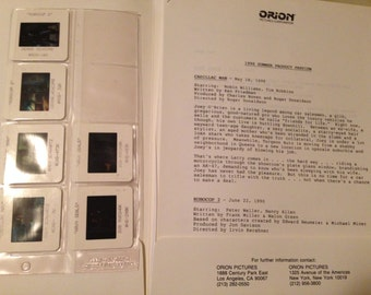 Orion 1990 Summer Preview Movie press kit.
