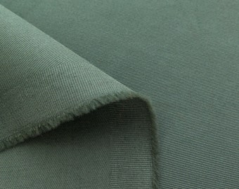 ℳ Fern Green Suiting Solid Cotton Blend 54 inches FC12341 Fabric by the Yard, 1 Yard
