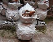 snowman - 12th scale