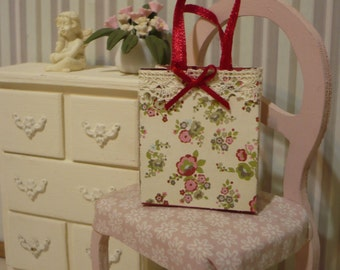 shopping bag for blythe, barbie pullip etc