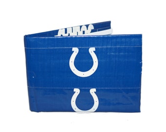 Indianapolis Colts Duct Tape Wallet