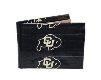 Colorado Buffaloes Duct Tape Wallet