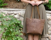 Leather Tote, Leather Handbag, Purse