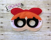 Powerpuff Girls Blossom Childrens Dress Up Mask