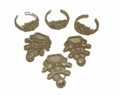 6pc. Crowns and Necklaces~barbie toy accessories