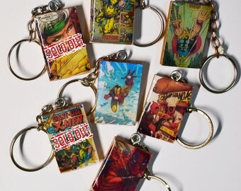 Marvel Keychains (set of two)
