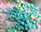 Bulk Sugar Cubes FREE SHIPPING Half Pound Bag for Tea Parties, Champagne Toasts, Tea Bars, Coffee, DIY Favors, Candy Bars, Gift Ideas