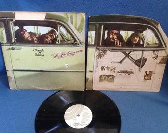 "Vintage, Cheech And Chong - ""Los Cochinos"", Comedy Classics Vinyl LP, Record Album, Marijuana, George Harrison, Basketball Jones"