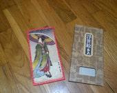 Vintage Japanese Paper wallet...