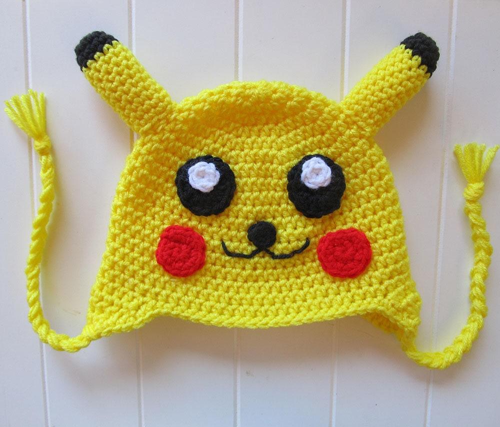 Exelent Pikachu Knitting Pattern Image - Sewing Pattern for Wedding ...