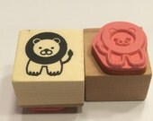 """small """" Lion """" rubber stamp, 20 mm (BB4/5)"""