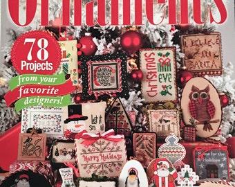 Just Cross Stitch 2012 Christmas Ornaments Issue, Magazine, JCS
