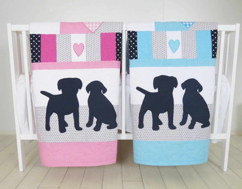 Dog Themed Nursery Bedding