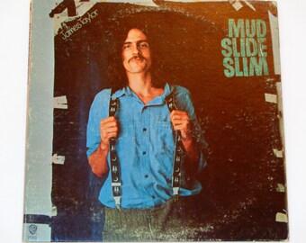 """James Taylor - Mud Slide Slim - """"You've Got a Friend"""" - Original Release Warner Brothers Records 1971 - Vintage Gatefold Vinyl Record Album"""