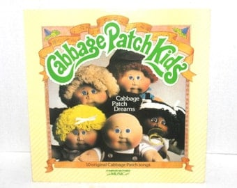 Cabbage Patch Dreams Original recording , LP, Antique Alchemy