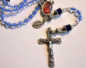 Holy Family Rosary-New Family/Marriage/Birth of Child
