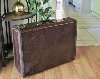 Vintage samsonite luggage | Etsy
