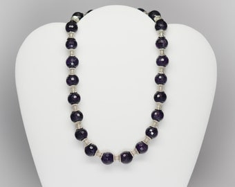 Stunning Amethyst necklace