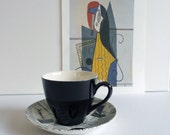 Vintage Ridgway Homemaker Cup and Saucer