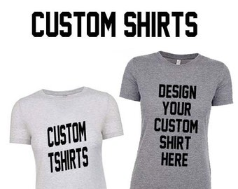 Womens Shirts- Custom Shirts, Personalized Shirts. Design Your Own Shirt. Bachelorette Party Shirts. Bride Shirt. Bride Gift. Running Shirt.