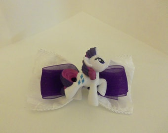 Rarity Hair Bow