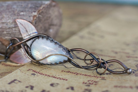 evenstar necklace moonstone - photo #1