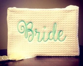 Bride Make Up Bag