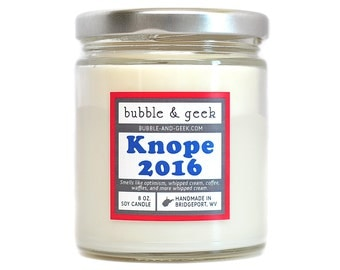 Knope 2016 Scented Soy Candle Jar