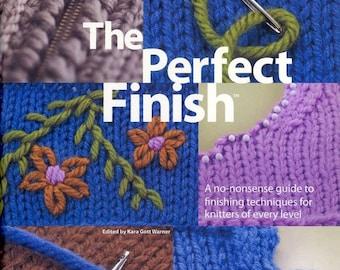 50% Off The Perfect Finish Knitting Pattern