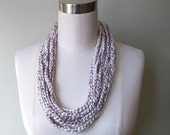 Mothers Day Scarf Necklac...