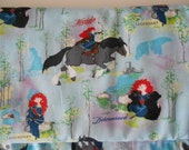 Merida Brave Fabric by the 1/2 Yard