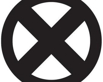 X-Men  Decal