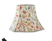 Vintage Fabric Lamp Shade...