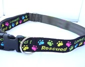 Hands Free dog walking belt STYLISH COLOURS and PRINTS size M and L