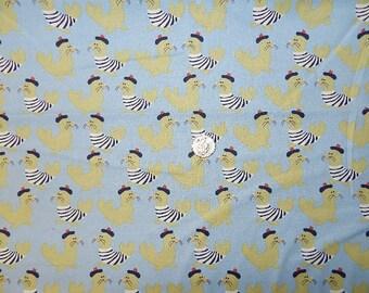 Jack and Lulu by Dear Stella  Sealions  - Fabric By The Half Yard
