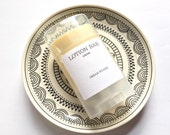Organic COCOA Lotion Bar // small batch // 2 oz // certified organic ingredients