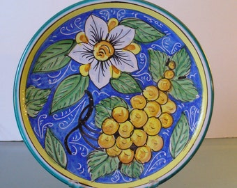 Vintage Made in Italy Migliori Firenze Platter