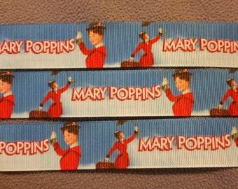 Mary Poppins Ribbon. Nanny ribbon.  supercalifragilisticexpialidocious ribbon. Wholesale Mary Poppins Ribbon. Grosgrain ribbon