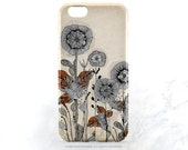 """iPhone 6S Case Floral iPhone 6S Plus Case Floral iPhone 6 Case """"Floral"""" by Iveta Abolina Samsung Galaxy S6 iPhone 6s TPU Mother's Day I10"""