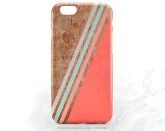iPhone 7 Case Coral Stripes iPhone 7 Plus Case iPhone 6s Case iPhone SE Case iPhone 6 Case iPhone 5S Case Galaxy S7 Case Galaxy S6 Case T48