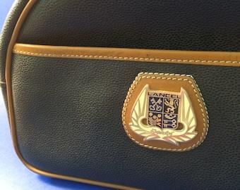 vintage Crossbody bag by Lancel