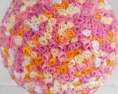 Pretty Flower Ball Pinata