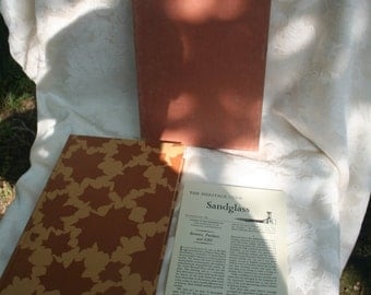 """Vintage 1979 """"Two Plays For Puritans"""" Devil's Disciple & Caesar and Cleopatra  Heritage Press Edition!  George Bernard Shaw!  George Him Ill"""