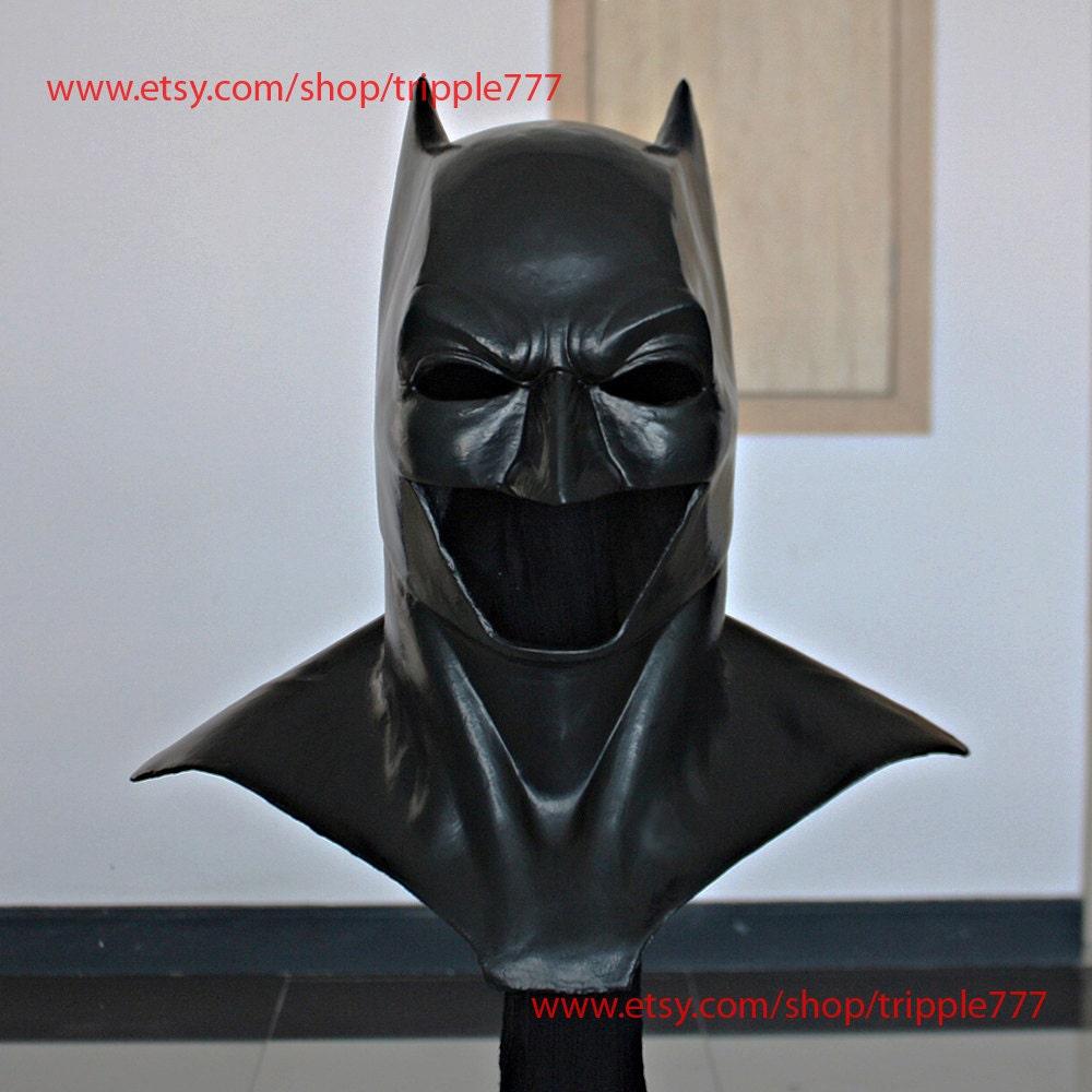 Halloween Costume Movie Prop Batman Mask Batman Cowl Costume