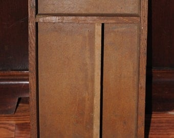 Solid Wood Salvaged Drawer