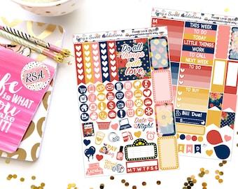 Floral Love - Weekly 2 Page Kit {FL02 & FL03}