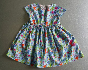Custom infant party dress